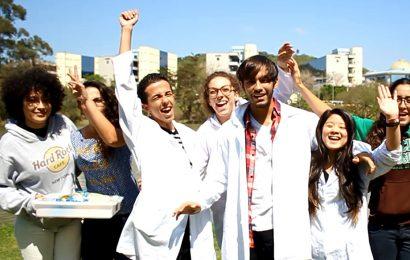 Alunos de Ciências Biológicas dão boas-vindas ao blog!