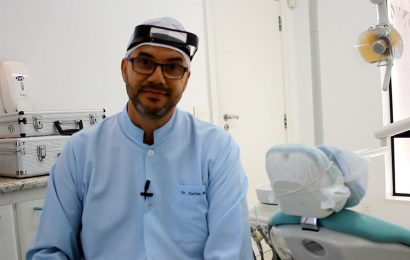 Coordenador apresenta curso de Odontologia