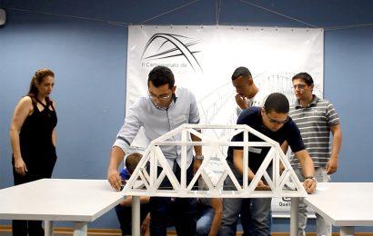 II Campeonato de pontes de papel