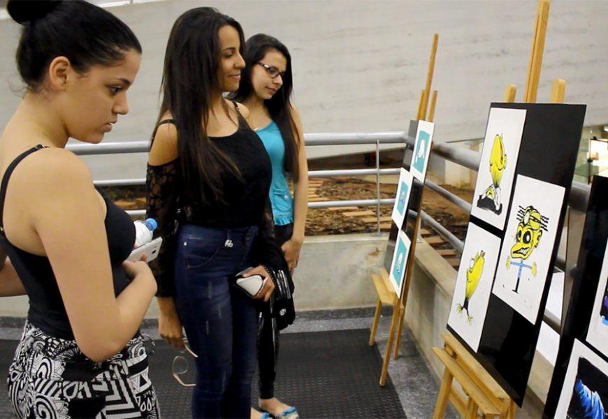 Alunos contam experiência no MAAC – Mostra de Atividades Acadêmicas da Uniso