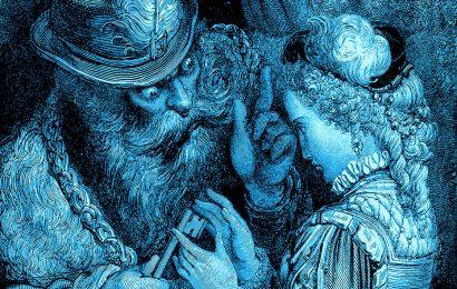 O Barba Azul, um conto nada infantil – Luan Moura