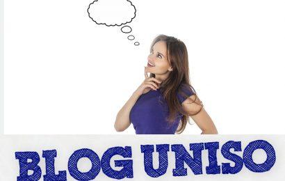 O blog é seu. Compartilhe suas ideias!