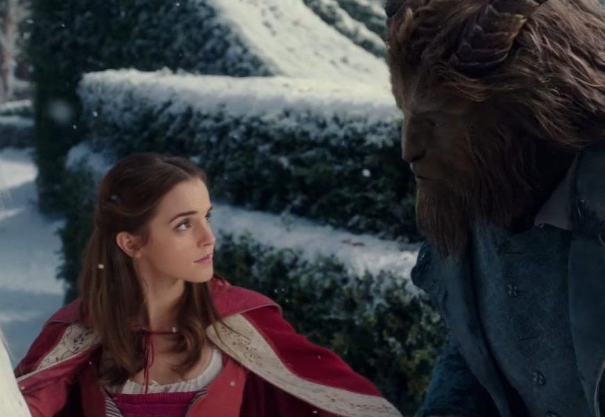 A magia está de volta em A Bela e a Fera