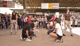 A agitação e a tranquilidade do Terminal Santo Antônio